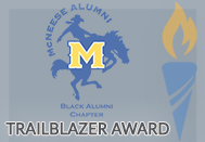 McNeese BAC Trailblazer Award