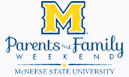 McNeese Parents & Family Weekend 2017